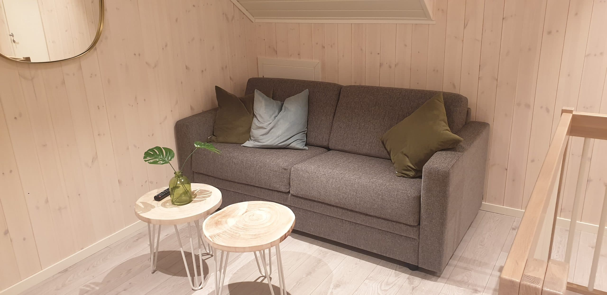 Sansel Loft pull out bed