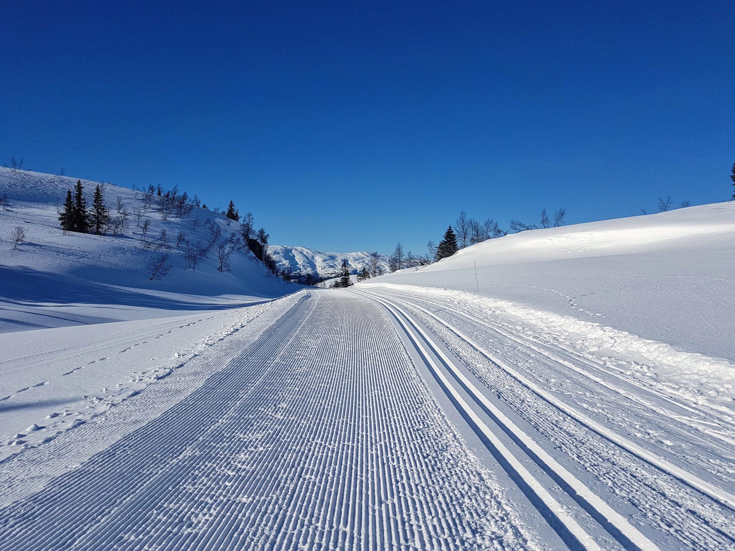 Nordic skitracks